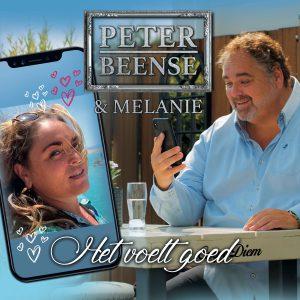 Peter Beense en Melanie