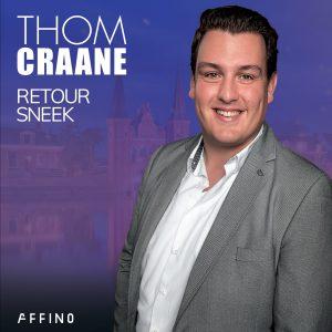Thom Craane - Retour Sneek
