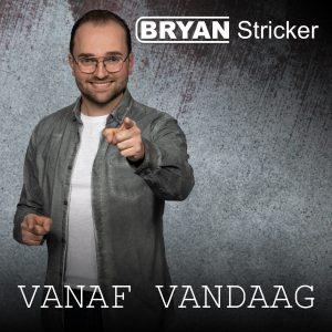 Bryan Stricker - Vanaf vandaag