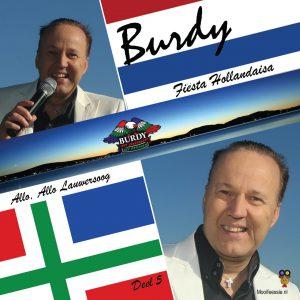 Burdy - Fiesta Hollandaisa