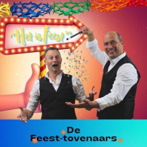 De Feest-Tovenaars - Het is feest